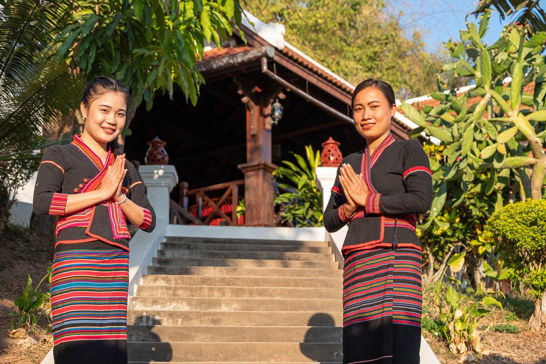 Activities - boat ride - pakbeng lodge - laos